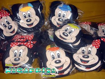Lembrancinhas Minie/Mickey