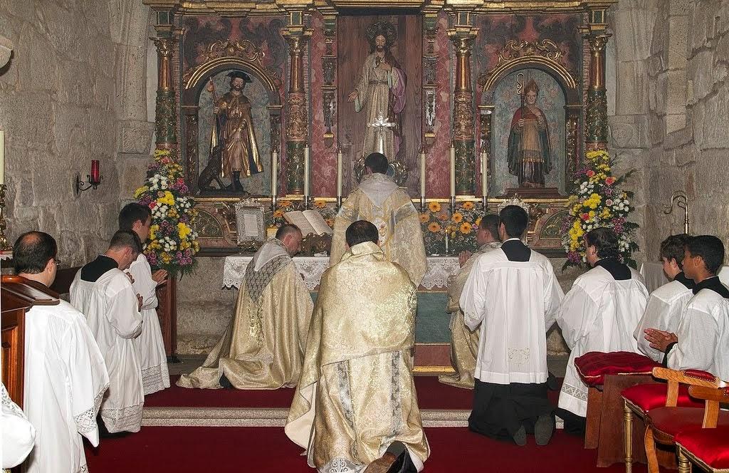 Santo Sacrificio de la Misa