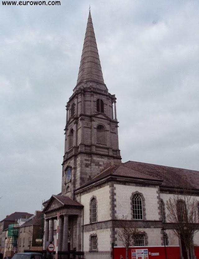 Iglesia de Waterford en Irlanda