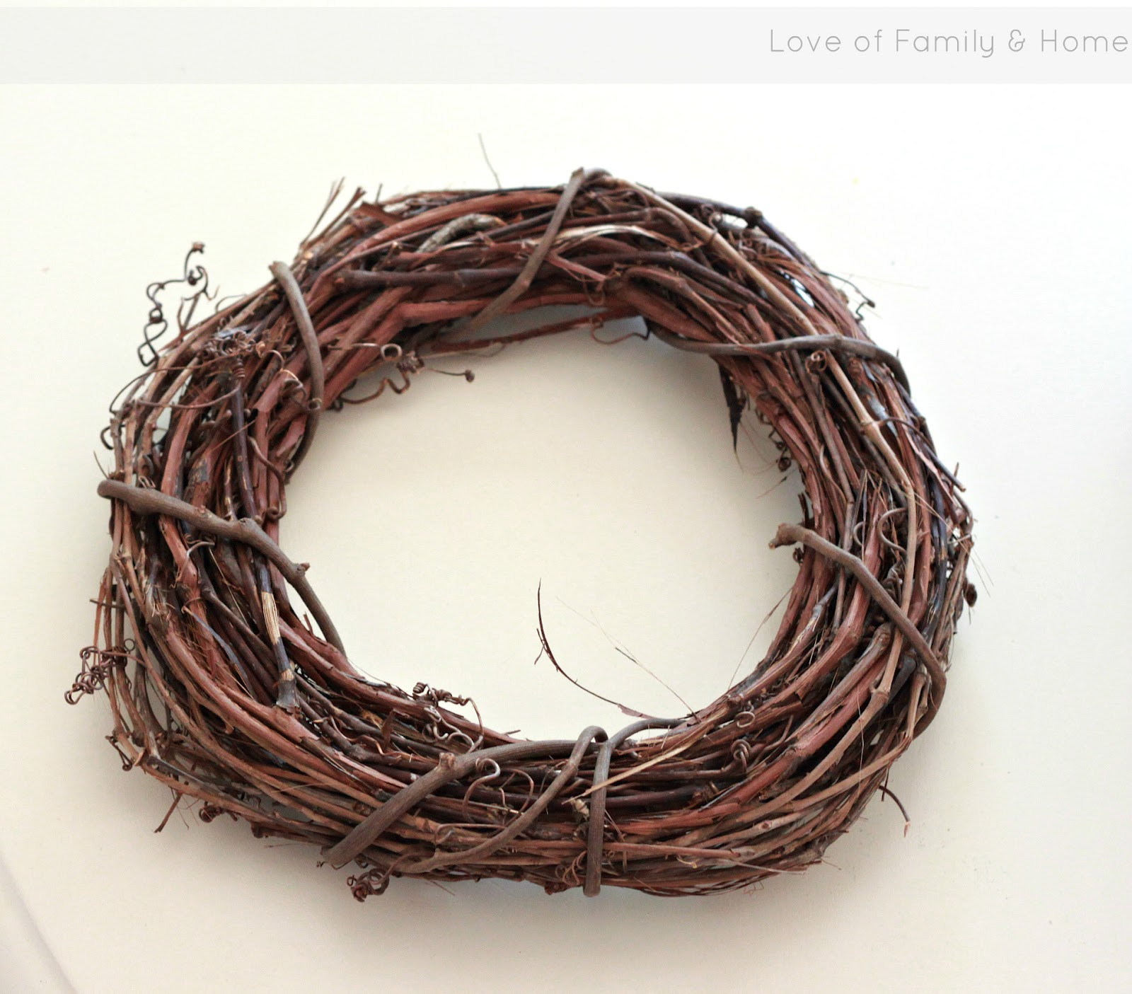How To Make A Boxwood Wreath Love Of Family Home