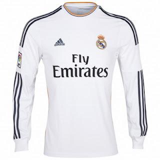 Nueva temporada de La Liga de fútbol Camisetas  Camisetas real ... aa3db94124c5c