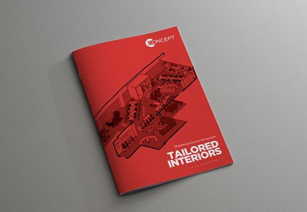40 Best Company Profile Design Inspiration For Saudi