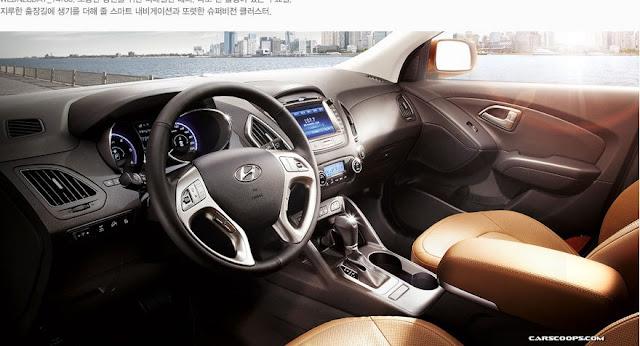 2014 Hyundai Tucson IX Interior Exterior ,hyundai tucson 2014 price