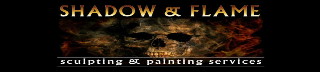Shadow & Flame Sculpting & Painting Services