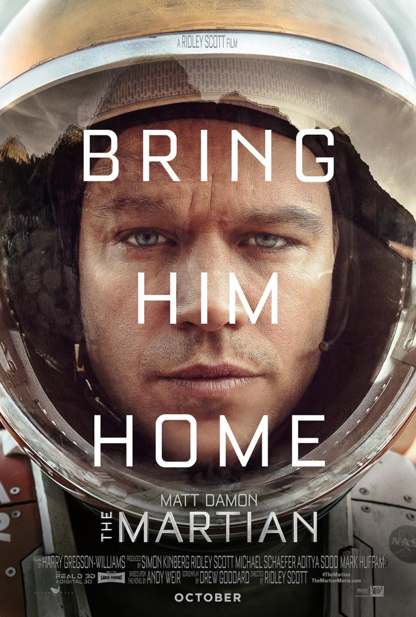 The Martian (Web-DL 720p Dual Latino / Ingles) (2015)