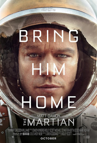 The Martian (BRRip 1080p Dual Latino / Ingles) (2015)