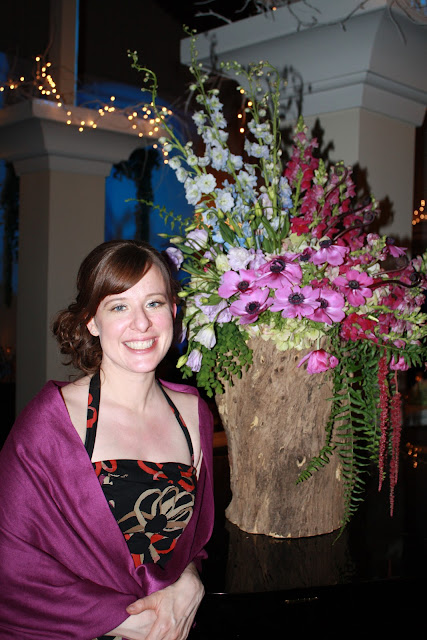 Karen Splendido -Designer & Owner - Splendid Stems Floral Designs
