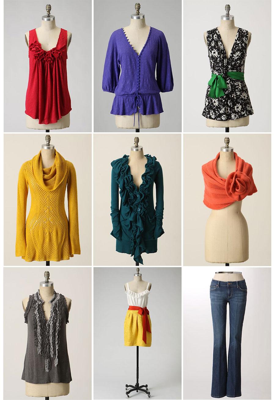 women apparel: