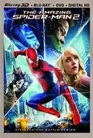İnanılmaz Örümcek Adam 2 3D Film indir