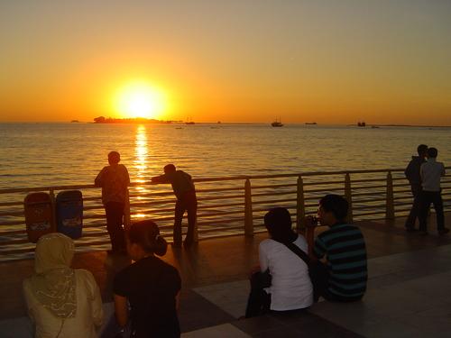 Pantai Losari Makassar Sulawesi Selatan 5