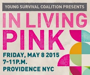 @YSCbuzz In Living Pink Gala, MAY 8TH, 2015