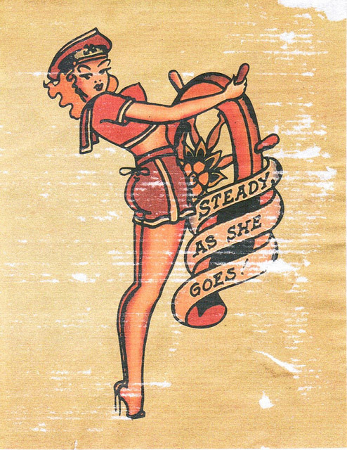 Creative tattoos sailor jerry tattoos for Sailer jerry tattoo