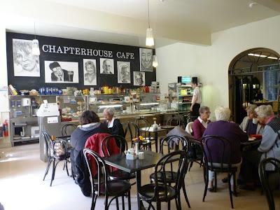 Chapter House Cafe Philadelphia