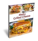 Melty Grilled Cheese Cover