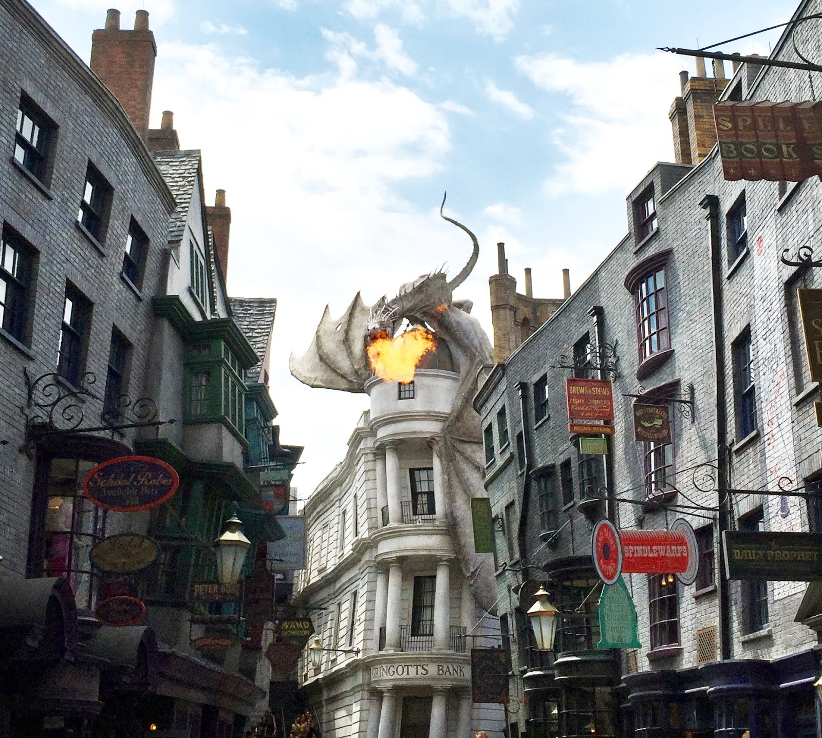 The Wizarding World Diagon Alley The Surznick Common Room