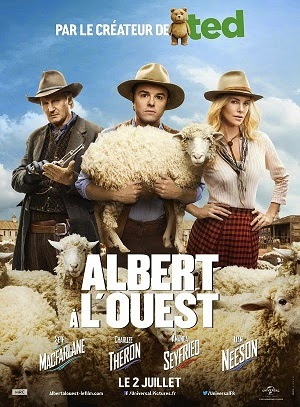 Albert à l'ouest VK Streaming