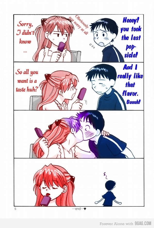 Evangelion Funny