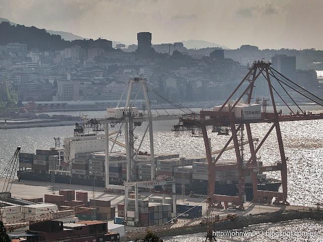 fotos de barcos, imagenes de barcos, constantin s, portacontenedores, container ship, vigo