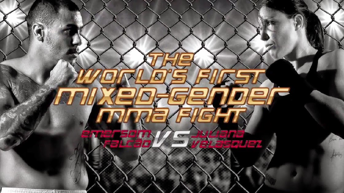 Disque Denuncia: Mixed Gender Fight