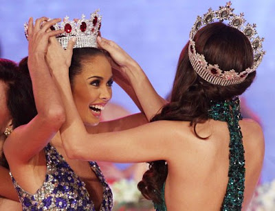 Megan Young named Miss World Philippines 2013