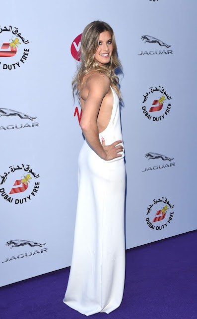Tennis players @ Eugenie Bouchard - WTA Pre-Wimbledon Party in London