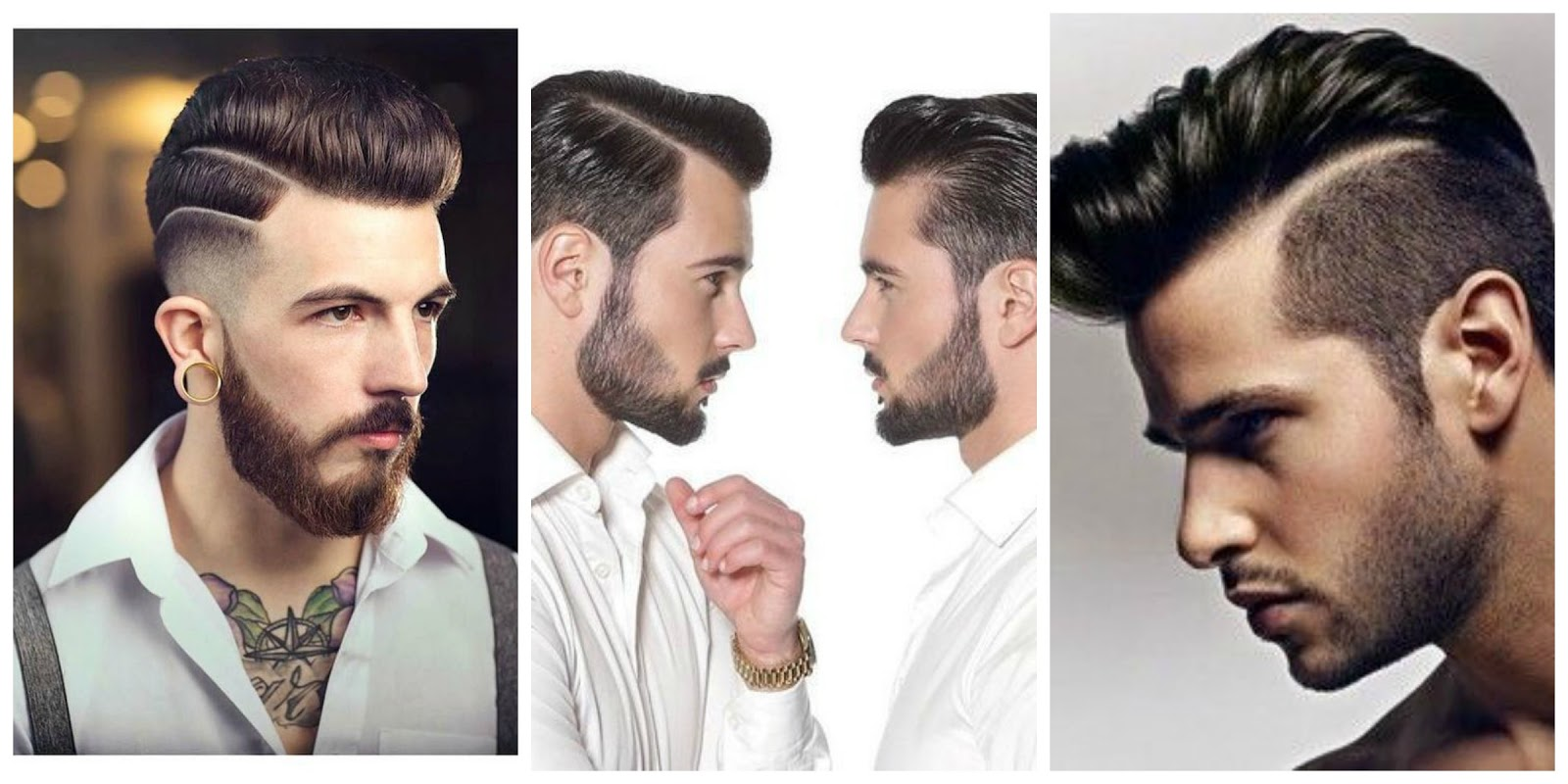 Lo mejor en Cortes y Peinados para Hombres 2016 Artes DaVinci