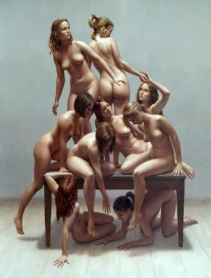 Mujeres Pinturas Artisticas en Oleo