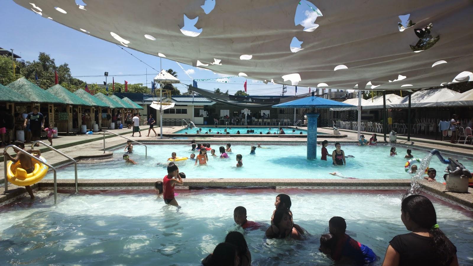 Swim at Cecile's