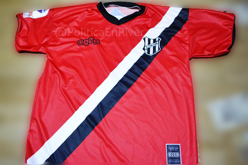 Camiseta suplente, suplente, El porvenir, River, River Plate, Adidas,