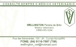 WELLINGTON VETERINARIO