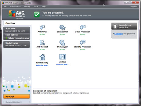 Download AVG 2012 With Activation Key