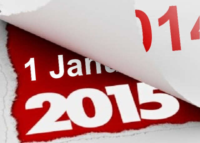 Tahun Baru 2015 Masehi