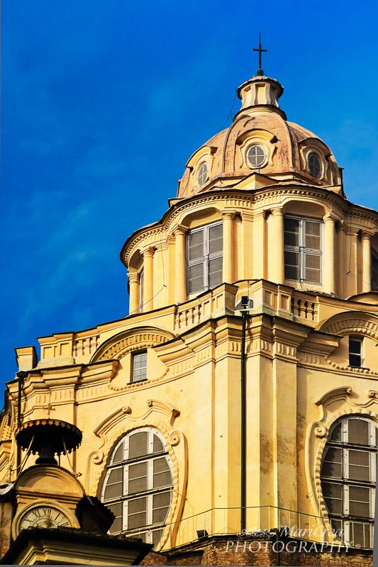 Torino Chiesa di San Lorenzo