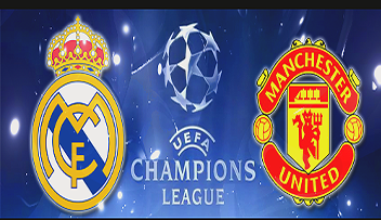 Real Madrid vs Manchester United Online Live Stream Watch Online 5-3-2013