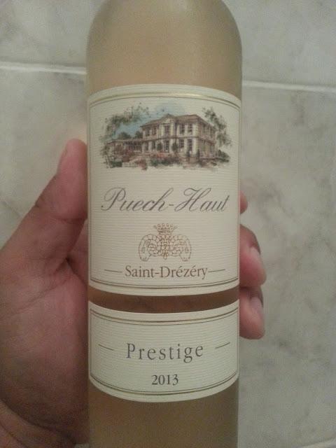 вино Puech-Haut Prestige Rose
