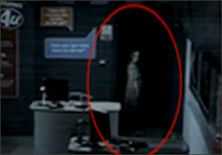 Misteri Hantu Gadis Kecil Terakam CCTV