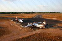 Vuelo Puerto Carreño - Bogotá - Puerto Carreño en Antonov An-32A