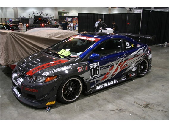 Modified Honda Civic Cars
