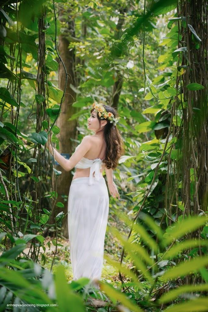 Cô gái của rừng xanh 5