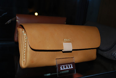 wallet at Guate leather in Bangkok's Chatuchak Market