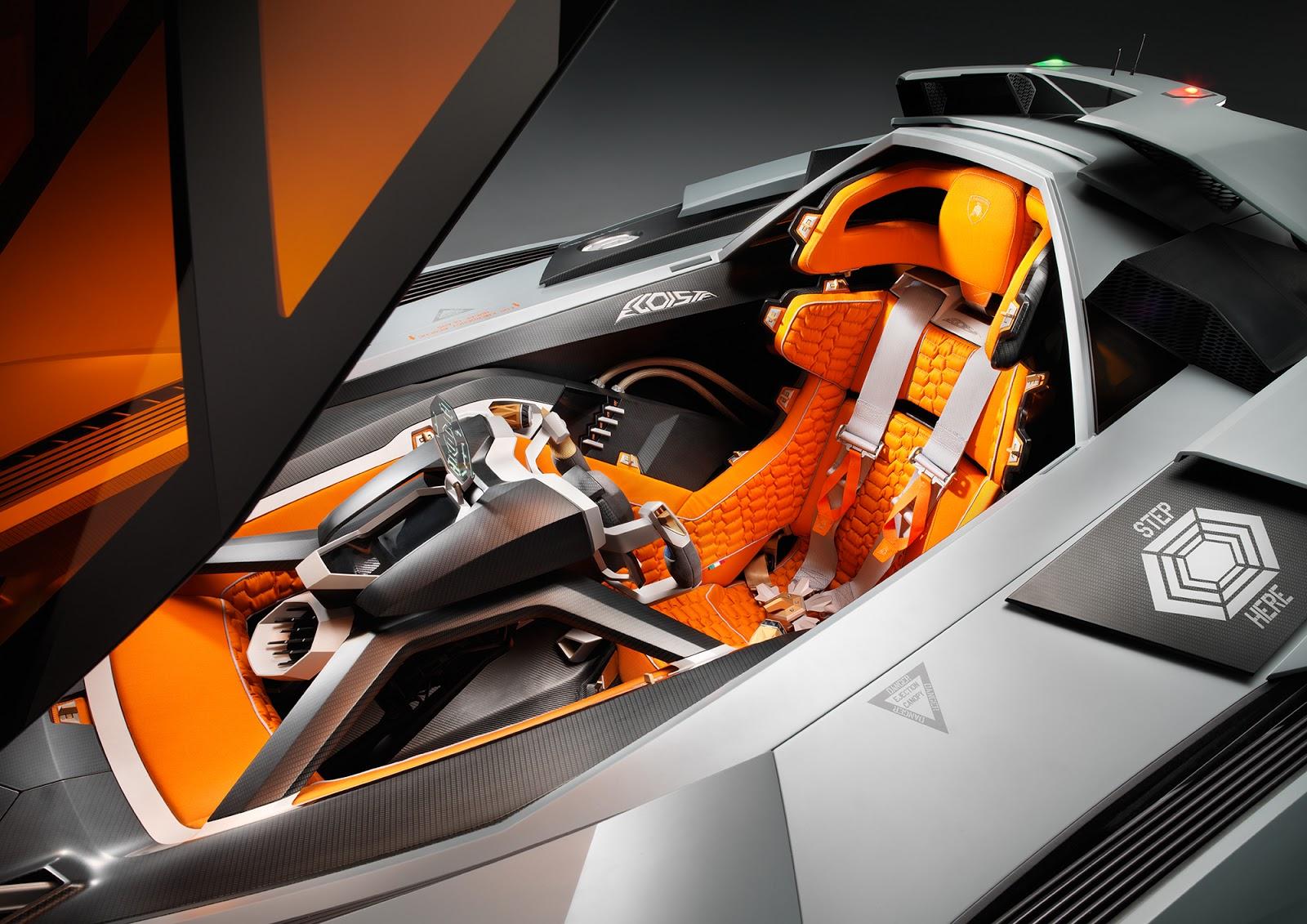 The Egoista Contains, In Walter De Silvau0027s Opinion, All The Product  Criteria Which Are Part Of Lamborghiniu0027s Make Up. U201cItu0027s As If Ferruccio  Lamborghini Were ...