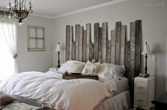 Tongue-n-Grove Headboard