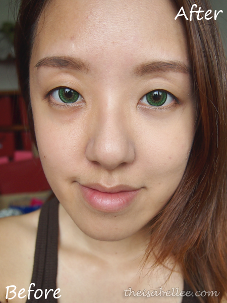Results from Maybelline White Superfresh Cake Powder