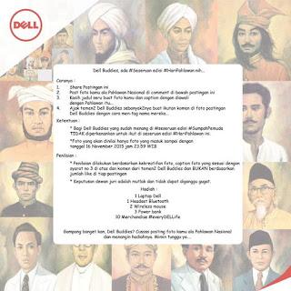 Info-Kontes-Kontes-Dell-#HAri Pahlawan