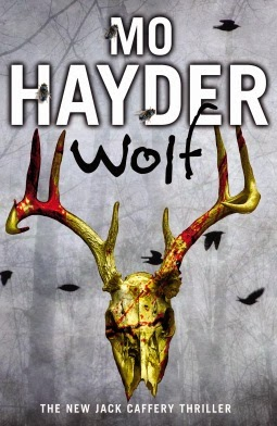 5/5 - REVIEW TO FOLLOW: Wolf by Mo Hayder
