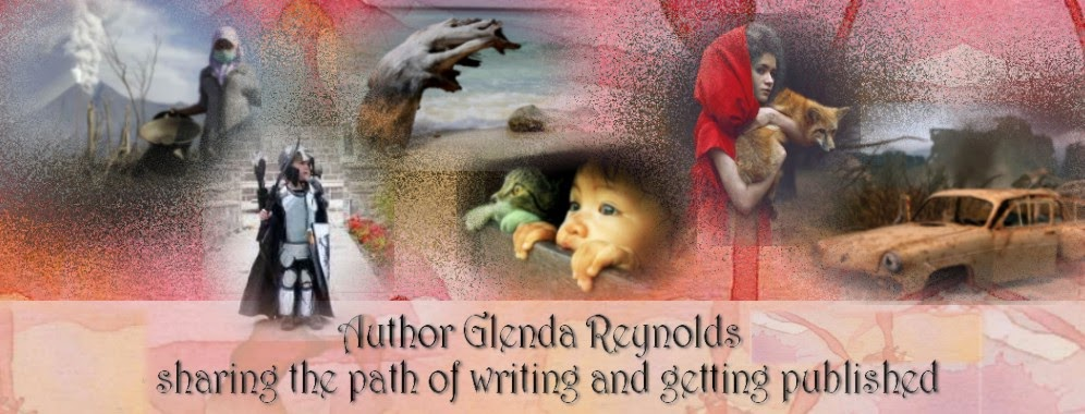 Author Glenda Reynolds Blog