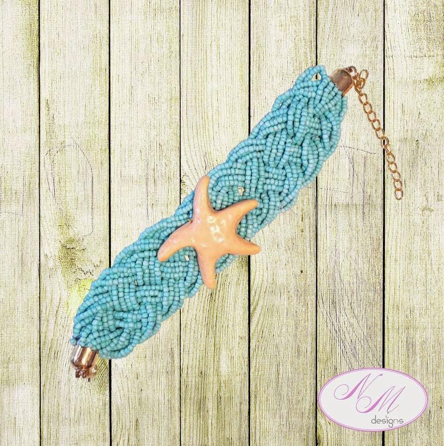 Brazalete Estrella de Mar, NM Designs