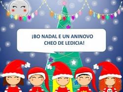 Concurso Tarxetas Electrónicas de Nadal  Xunta de Galicia (2010)