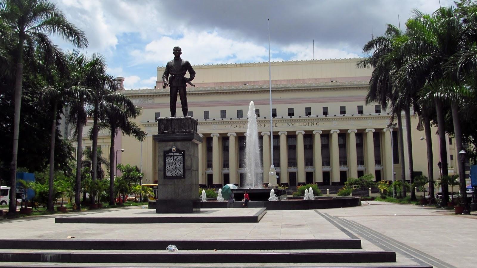 Liwasang Bonifacio aka Plaza Lawton