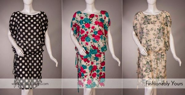Daaman Midsummer/Eid Ul Azha Collection 2014